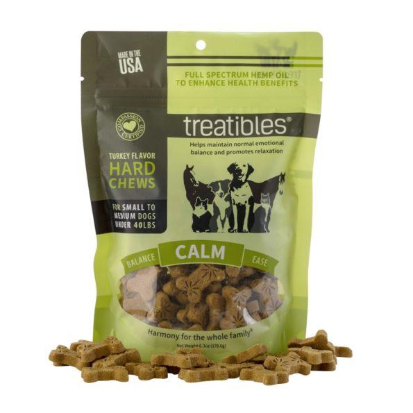 Turkey Flavor CBD Pet Treats
